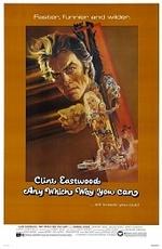 Смотреть фильм «Как только сможешь» онлайн в хорошем качестве бесплатно и без регистрации | Any Which Way You Can (1980) HD 720