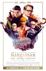 Kingsman: Секретная служба